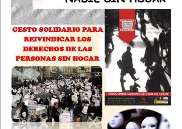 """Cáritas España desarrollará en Cáceres la campaña solidaria denominada """"Nadie sin derechos"""""""