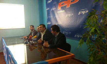 Ballestero confía en agilizar con el Gobierno de Rajoy la adecuación del Alagón y la recuperación de Cetarsa