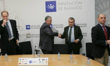 Los Grupos Socialista y Popular de la Diputación de Badajoz aprueban los Presupuestos de 2012