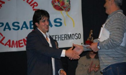 El cantaor de Hervás, Juan Hernández Rodríguez, El Perillán, gana el concurso de fandangos de Montehermoso