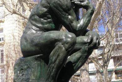 La Plaza Mayor de Cáceres acoge siete esculturas del famosos artista Auguste Rodin