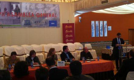 El alcalde de Plasencia es el nuevo presidente de la Federación Extremeña de Municipios
