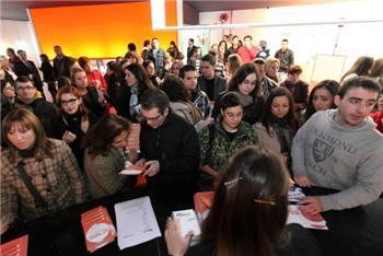 Más de mil emprendedores reciben formación y asesoramiento en Foro Emprende 2011