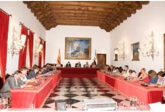 La Diputación de Cáceres aprueba en comisión los presupuestos de 2012 cifrados en 115 millones