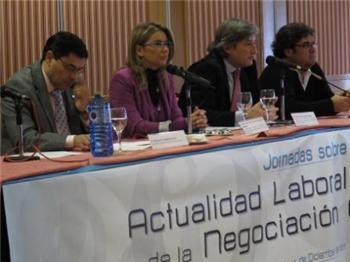 Cristina Teniente demanda un nuevo modelo de negociación colectiva para dinamizar el empleo