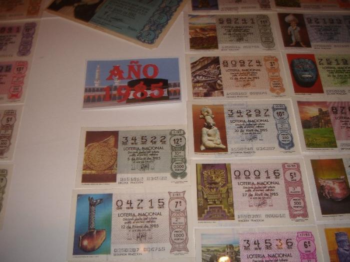 La casa de cultura de Malpartida de Cáceres acogerá una exposición sobre la Lotería Nacional