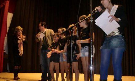 Una coreografía de baile gana el concurso «Tú sí que vales» celebrado en la casa de cultura de Moraleja