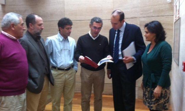 Nacarino pide al Ejecutivo central que negocie con Portugal el paso del Lusitania por Extremadura