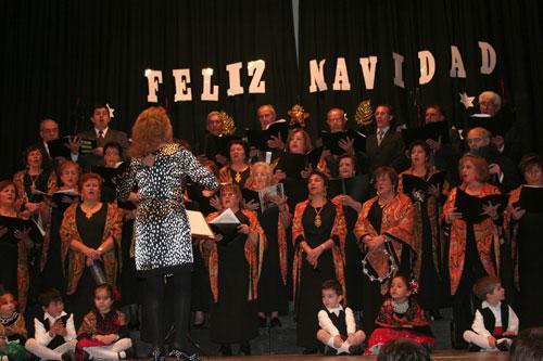 Cerca de 200 niños participan en el tradicional Festival de Villancicos de Valencia de Alcántara