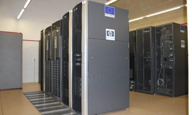 El supercomputador extremeño Lusitania se convierte en un pieza clave de un estudio químico