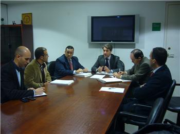 Villalba de los Barros y CHC Energía llegan a un acuerdo para reestablecer el suministro en la localidad