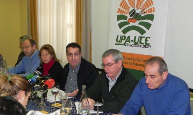 """UPA-UCE hace balance de 2011 y lo define como un año """"pésimo"""" para los precios y los costes de producción"""
