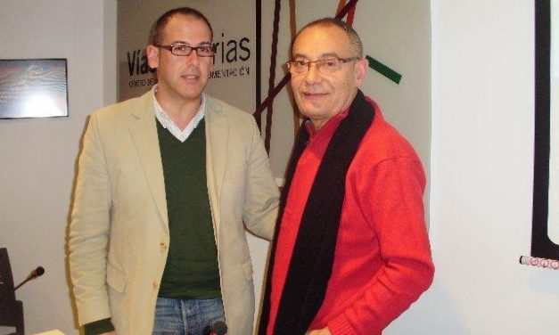Malpartida de Cáceres acoge una charla sobre los chozos y la arquitectura tradicional con José Luis Martín Galindo