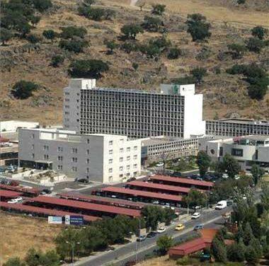 Una niña de 10 meses resulta herida por un petardo en Zarza de Granadilla y es ingresada en el hospital