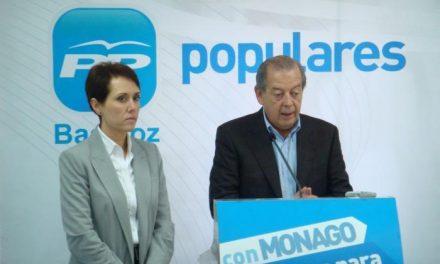 El diputado del PP Alejandro Ramírez del Molino, es nombrado delegado del Gobierno en Extremadura