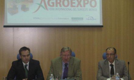 AGROEXPO celebrará su XXIV edición del 25 al 28 de enero con 15.000 metros cuadrados de exposición