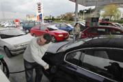 """La estación """"Vía de la Plata"""" de Mérida es la única en la ciudad que suministra el nuevo carburante biodiesel"""