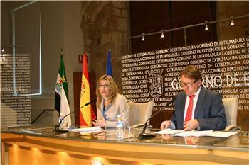 El Gobierno de Extremadura prevé un ahorro de seis millones con el plan de edificios administrativos
