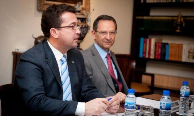 """La CALRE y el Consejo de Europa coordinarán un proyecto para fortalecer la """"Europa de las Regiones"""""""