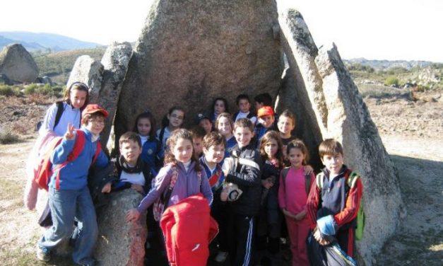 Alumnos de Vegas Altas del Guadiana participan en un intercambio escolar en Sierra de San Pedro – Los Baldíos