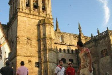 El Ministerio de Cultura incluye a la Catedral de Coria en su Plan Director para agilizar su restauración