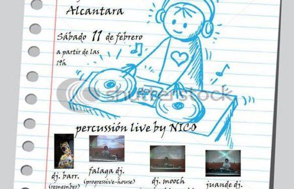 """El Espacio Joven de Valencia de Alcántara será escenario el 11 de febrero de una sesión de """"percussion live"""""""