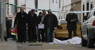 Muere abatido por la Guardia Civil el vecino de Oliva de la Frontera que mató a su hermana esta mañana