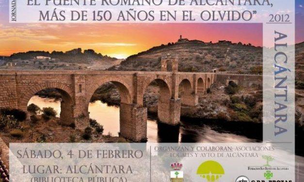 Alcántara acogerá una jornada para analizar el estado en el que se encuentra el Puente Romano