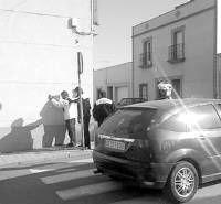 Agentes de la Policía local de Almendralejo detienen a siete hombres en un mes por conducir ebrios