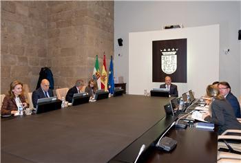 Sayagués deja la Consejería de Salud para hacerse cargo de la Subdelegación del Gobierno en Cáceres