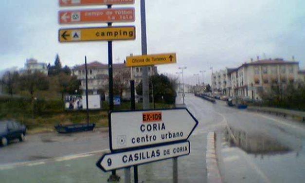 La policía local inicia este mes en la ciudad cacereña de Coria controles entre más de 750 motocicletas