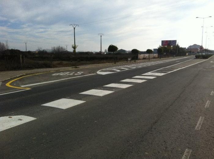 El Ayuntamiento de Moraleja soluciona los problemas de acceso de los vecinos de la calle Perales