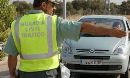 La Guardia Civil de Tráfico inicia este lunes una campaña especial de control de camiones y furgonetas