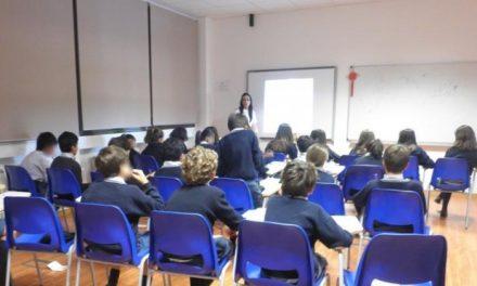 CHT cierra este martes el ciclo de charlas formativas sobre educación ambiental para escolares de Cáceres