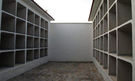 El Ayuntamiento de Moraleja concluye la ampliación del cementerio municipal con 104 nichos más