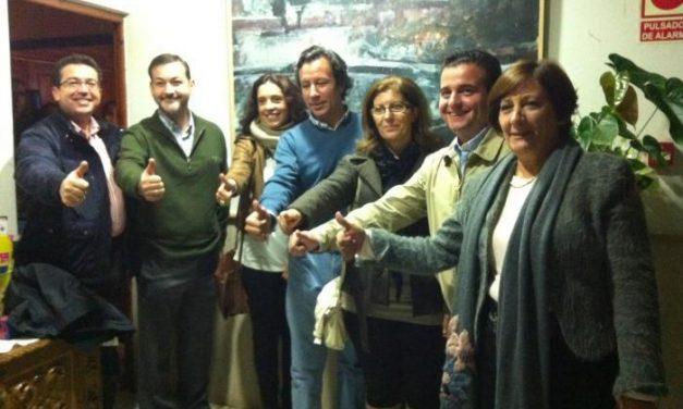 El PP regional tilda de premio el nombramiento de Carlos Floriano como vicesecretario de organización