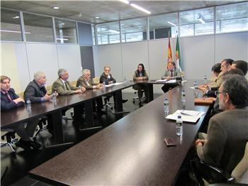 """Del Moral anuncia que el Gobierno extremeño tiene intención de poder licitar """"más obras en 2013"""""""