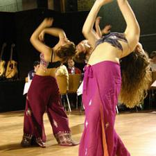 El Ayuntamiento de Moraleja organiza un taller de danza del vientre que tendrá lugar este fin de semana