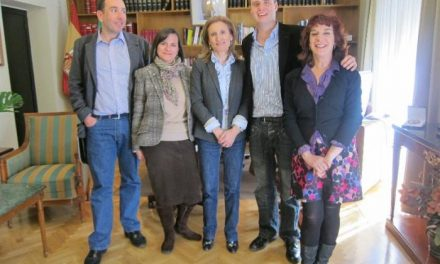 La Subdelegación del Gobierno y la Asociación de Periodistas de Cáceres abren líneas de colaboración