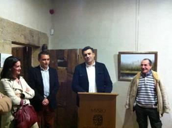 El Museo de la Cárcel Real de Coria acoge hasta el 22 de abril una exposición pictórica de Jose María Jabato
