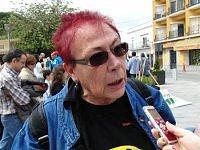 IU se solidariza con la activista de Ecologistas en Acción Extremadura, Paca Blanco