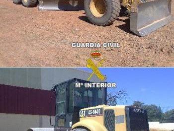 La Guardia Civil desmantela un entramado de empresas ficticias que compraban maquinaria que no pagaban