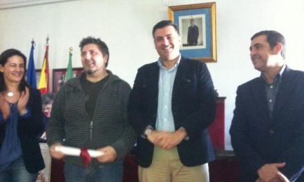 Fernando Alonso representa a Coria en el Concurso de Tapas Medievales que se celebrará en Hondarribia
