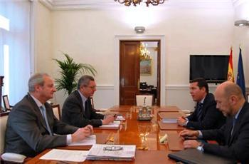 Gallardón anuncia que completará  las infraestructuras judiciales de Extremadura