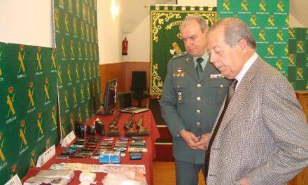 """La Guardia Civil detiene a doce personas en la """"Operación Zurito""""  acusadas de traficar con drogas"""