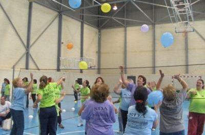 Más de 5.000 mujeres asistirán en Extremadura a los actos que propone la Dirección de Deportes