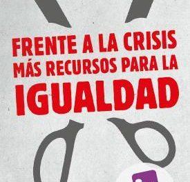 Izquierda Unida demandará más recursos para impulsar las políticas de igualdad en Extremadura