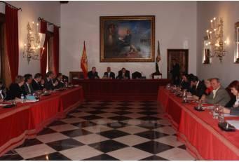 Diputación aprueba en pleno un plan de inversiones por importe de más de catorce millones de euros