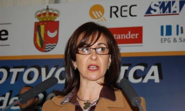 La alcaldesa de Almaraz dice que se ha liberado para lograr que la central nuclear empiece a pagar más en 2008