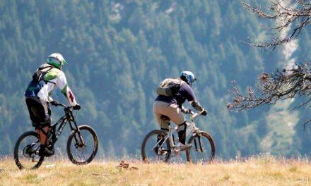 La Asociación BTT Xálima organiza una ruta en bicicleta todoterreno por los senderos del agua